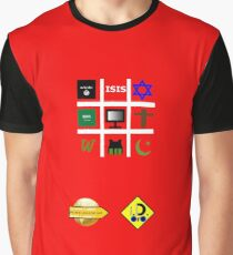 #ISIS  Graphic T-Shirt