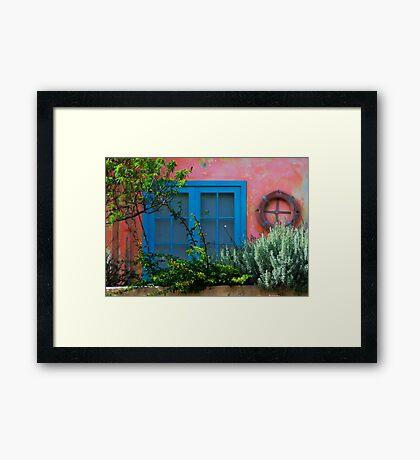 High Water Mark - SYDNEY - AUSTRALIA Framed Print