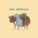 Yak Kerouac by Sophie Corrigan