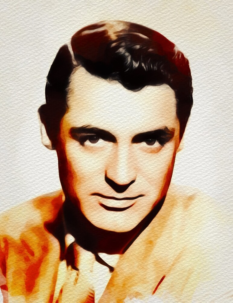Cary Grant, Hollywood Legend by SerpentFilms