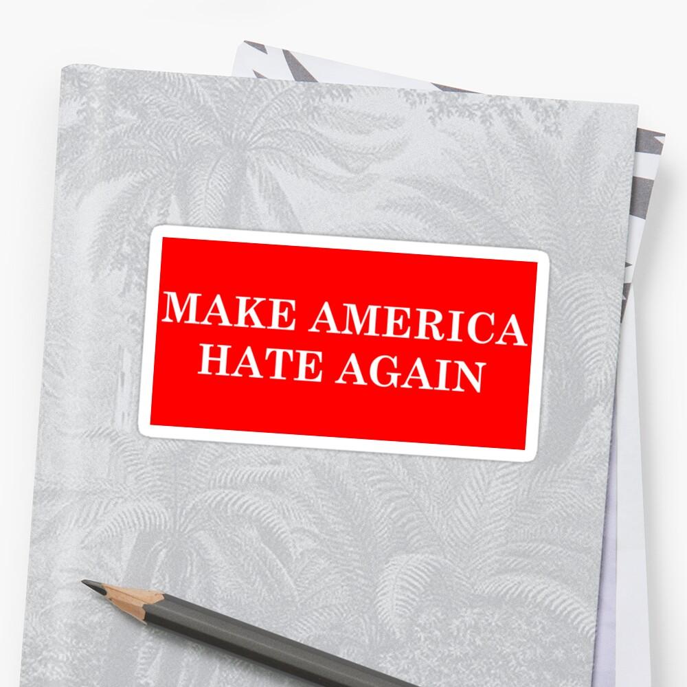 Make America Hate Again by nataliebohemian