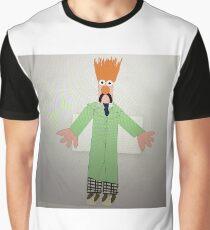 Beaker (The Muppets) Graphic T-Shirt