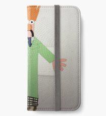 Beaker (The Muppets) iPhone Wallet/Case/Skin