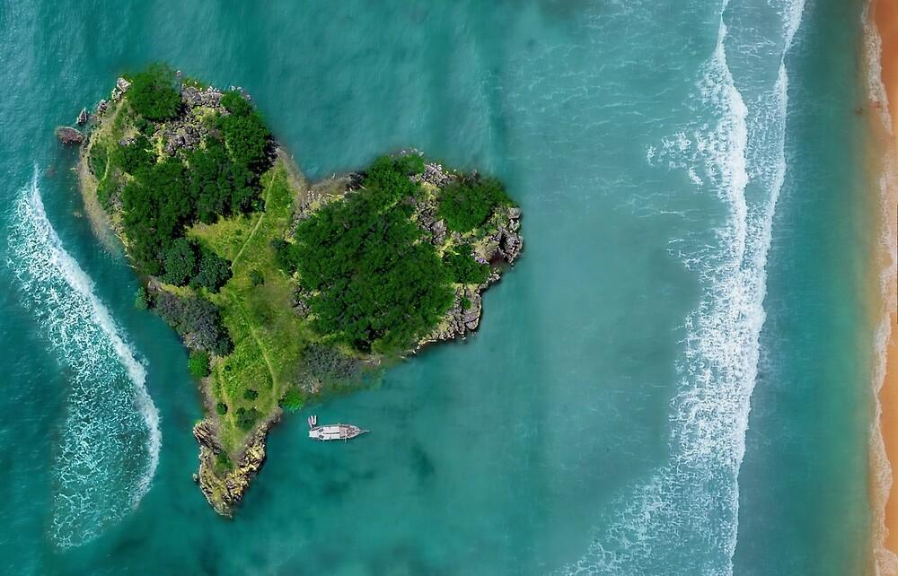Island Love by Dawn van Doorn