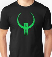 Quake II Logo Unisex T-Shirt