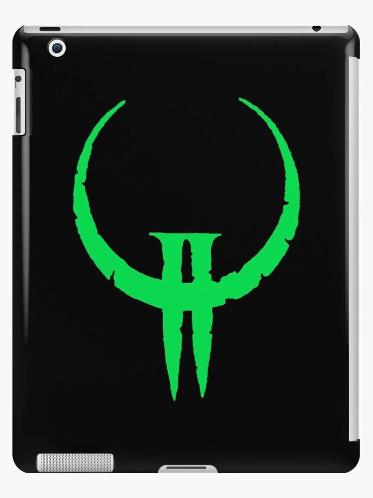 Quake II Logo by Red-Ocelot86