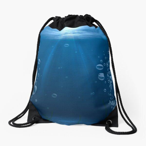 Submerged Drawstring Bag