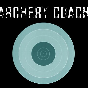 Archery Coach (Target) by Corazonne