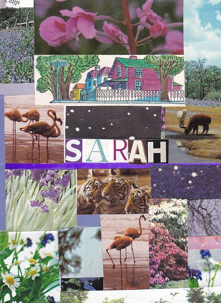 To Sarah by JD64