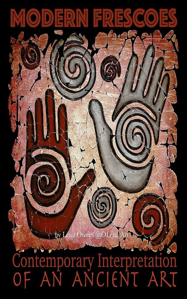Modern Frescoes Contemporary Interpretation of an Ancient Art  by OLena Art @Lena Owens