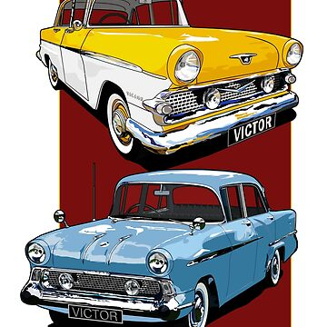 Vauxhall Victor Series 1 and 2 by limey57