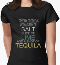 Tequila Day 2018 Women's Fitted T-Shirt