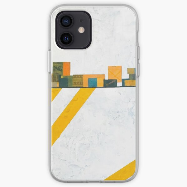 Modern Collage iPhone Soft Case