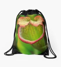 Better to Eat You With © Drawstring Bag