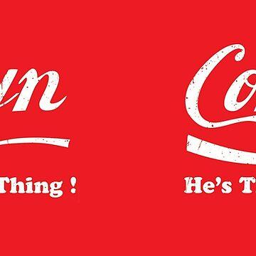 Corbyn He's the Real Thing mug by MazzaLuzza