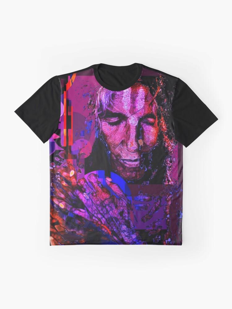 Alternate view of SHAMAN Graphic T-Shirt