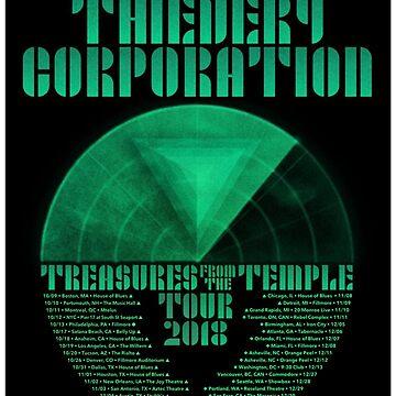 Thievery Corporation by katyadewy