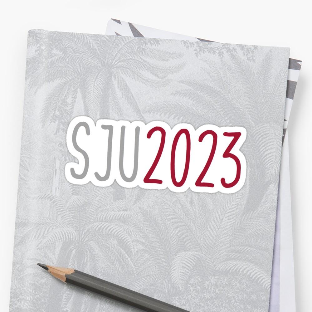 sju 2023 by clairekeanna
