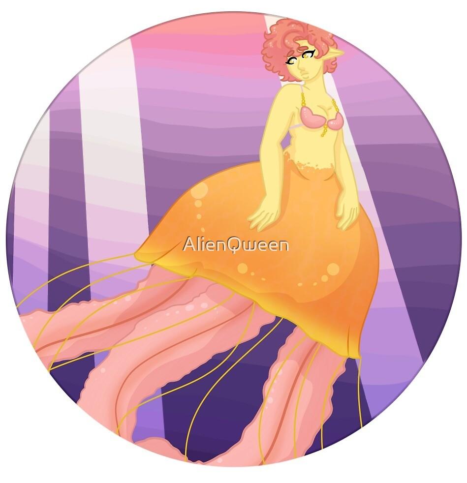 Mermay: Jellyfish by AlienQween
