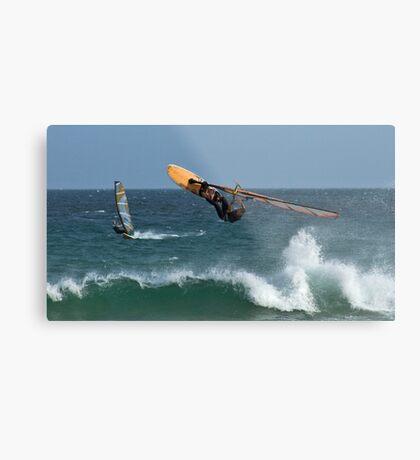 Looking For Davy Jones Locker - Elouera Beach - Sydney - Australia Metal Print