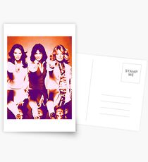 Charlie's Angels Need You Postcards