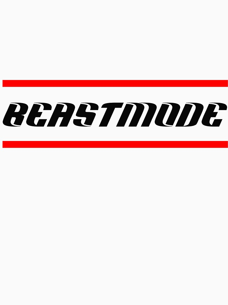Beastmode Limited Edition von xPliC1t