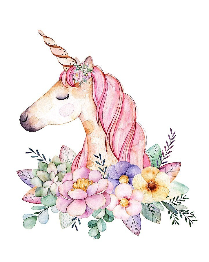 Unicorn  by LilyCateE