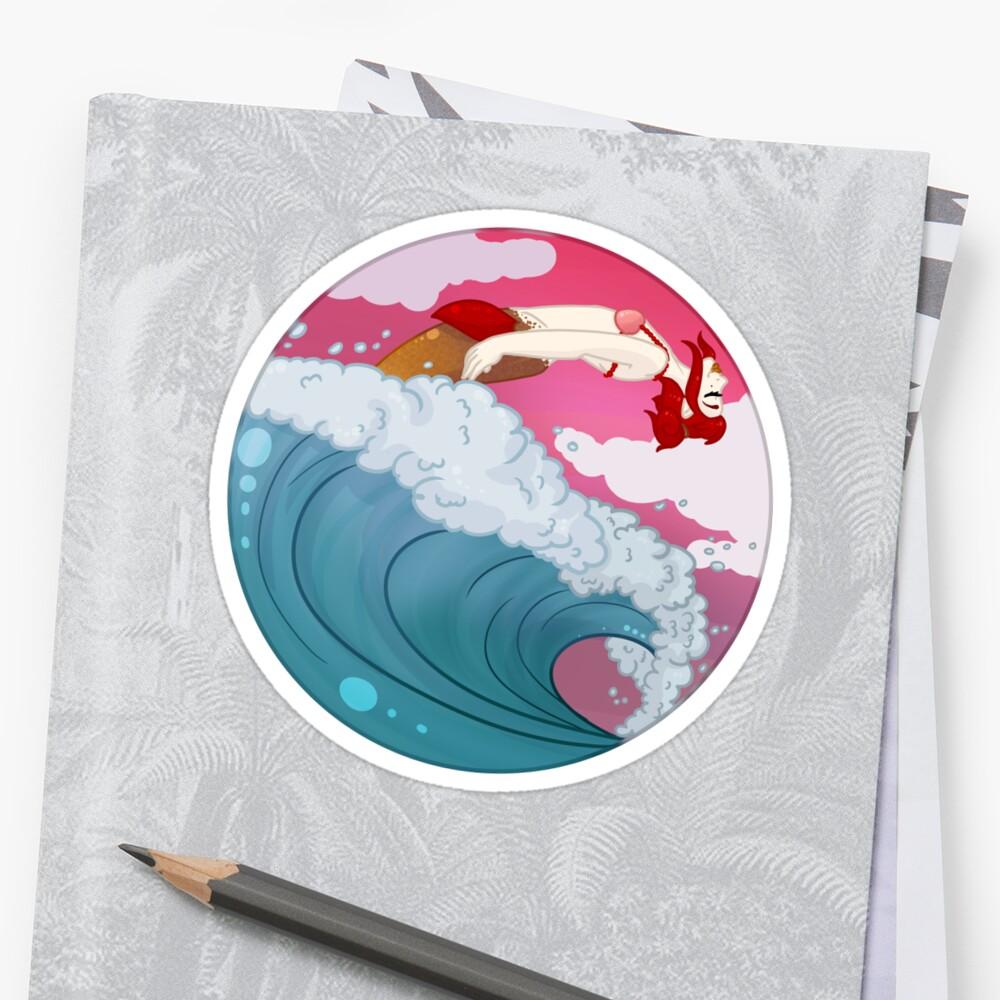 Mermay: Surf by AlienQween