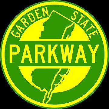 Garden State Parkway by romeobravado