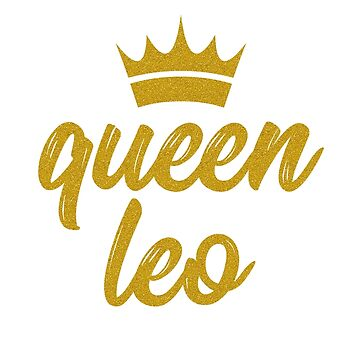 Queen Leo Gold Crown by RosinaSays