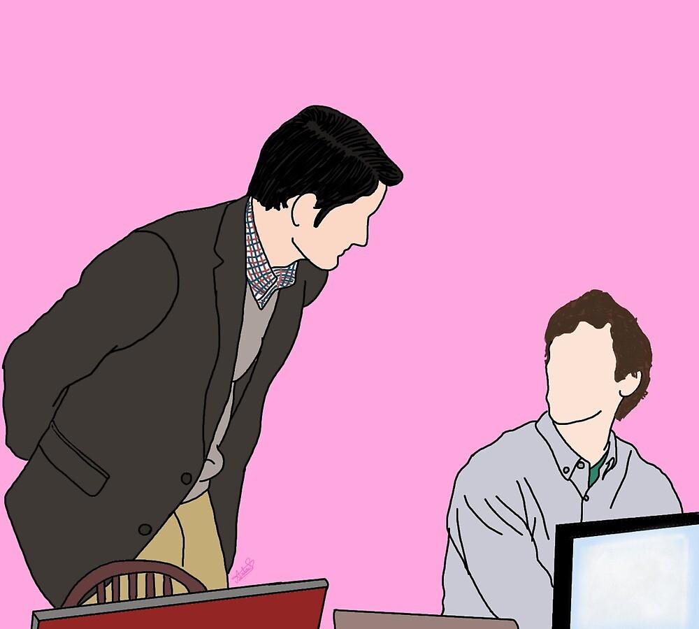 Jared and Richard by jareddunns
