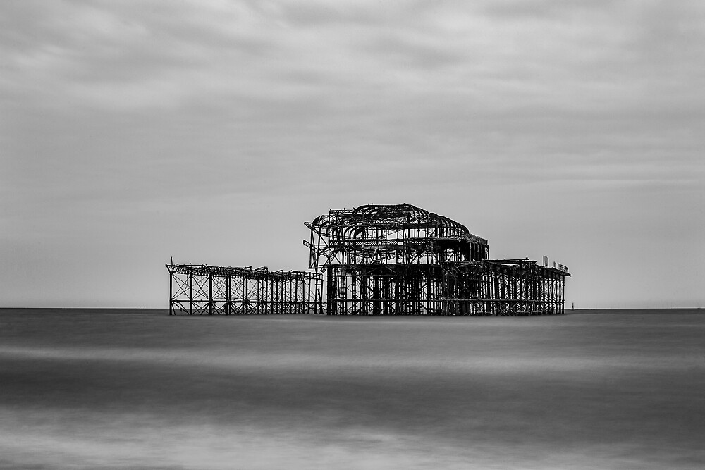 West Pier, Brighton by A-Cases