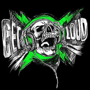 Get Loud by LeoZitro