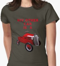 My Other Car Is A...... Women's Fitted T-Shirt