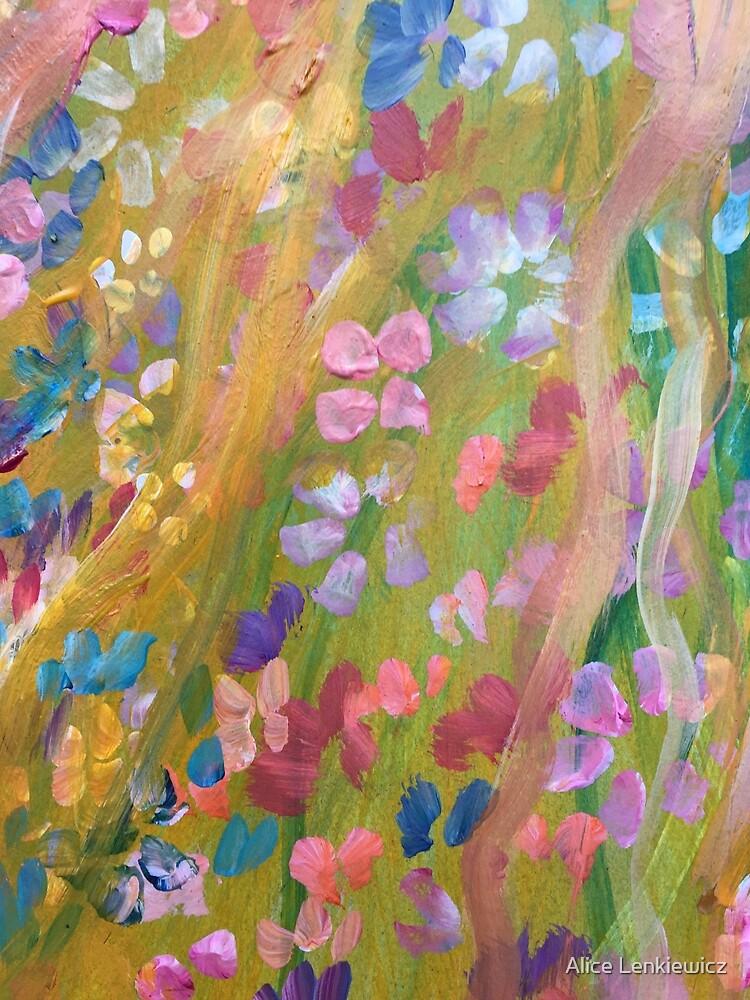 Summer flowers by Alice Lenkiewicz