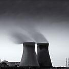 Powerstation I by Joel Tjintjelaar