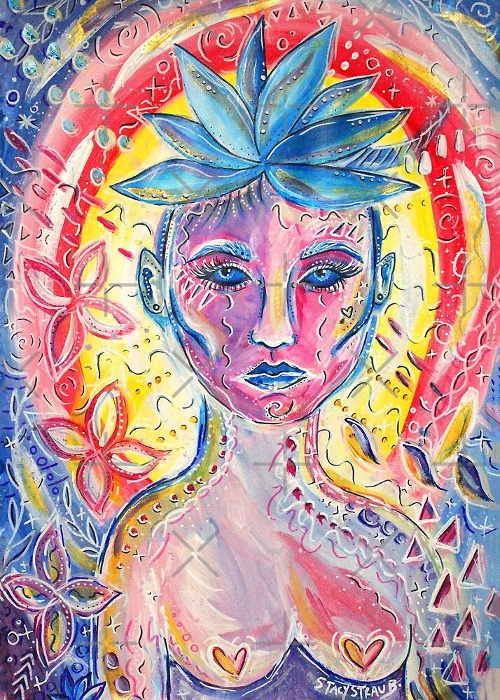 Lotus Goddess by stacystraub