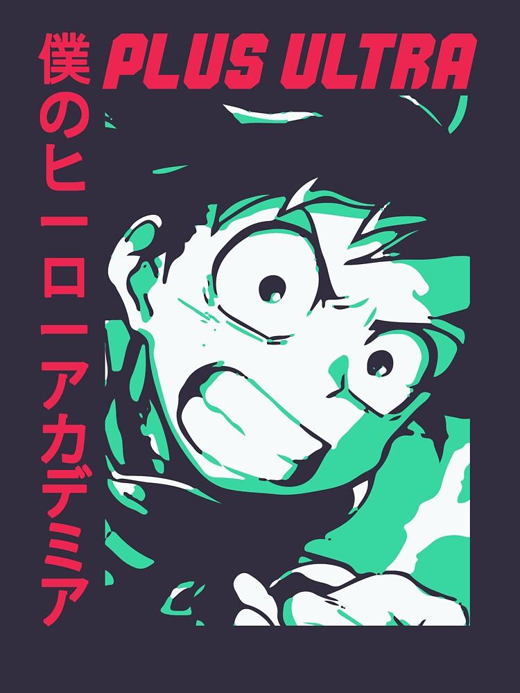 DEKU - My Hero Academia T-Shirt / Mug / Phone Case / More by zehel