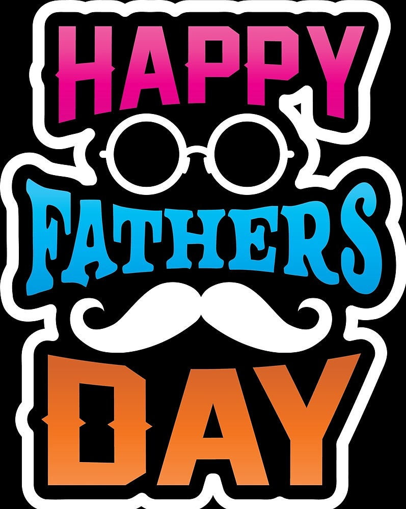 Father Father's Day Happy Dad Daddy Gift by haselshirt