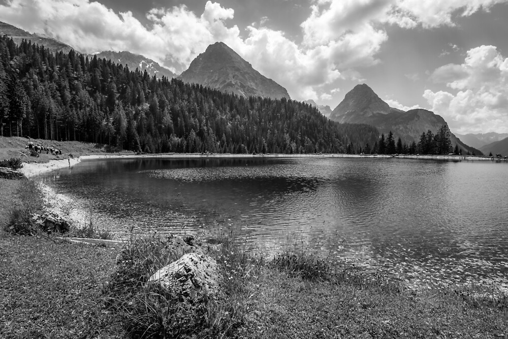 Biberwier, Austria by PeterCseke