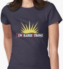 Sun Prairie STR.ONG Women's Fitted T-Shirt