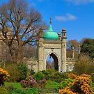 The Royal Pavilion - Brighton - England by Bryan Freeman