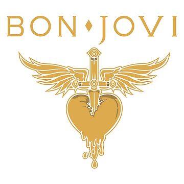 Bonjovi Merchandise by MaryStockton