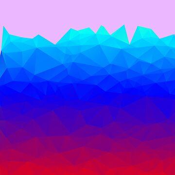 mountain pattern by MallsD