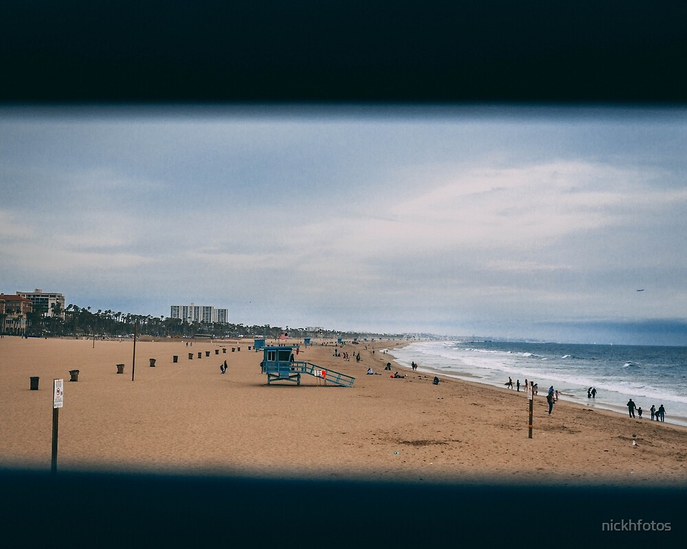 Venice Beach California by nickhfotos