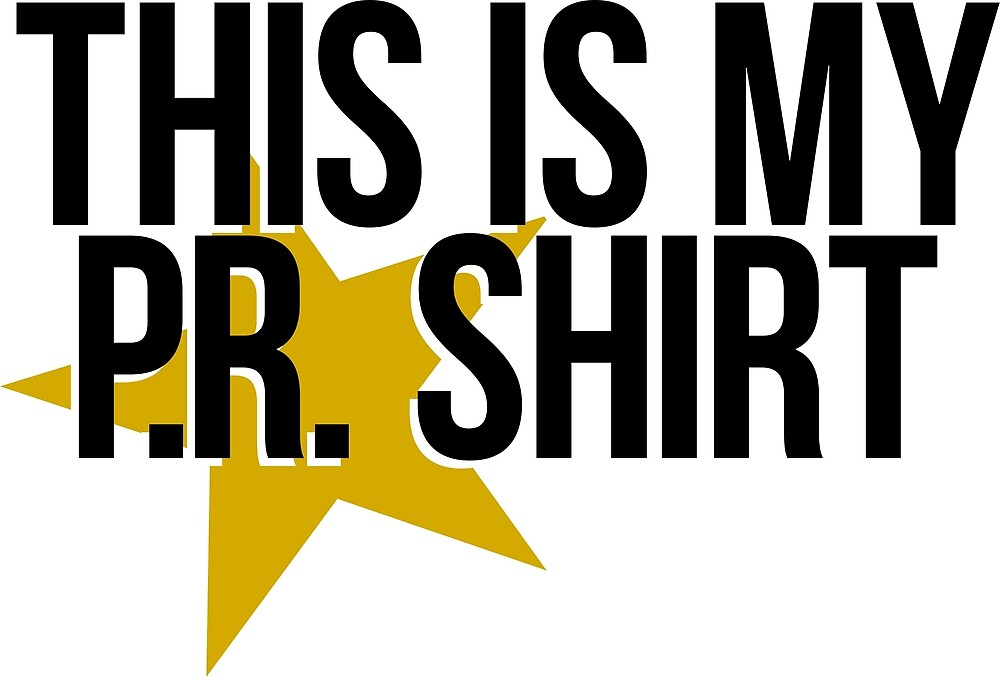 This Is My P.R. Shirt (Personal Record) by TMXX1Designs