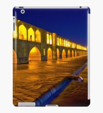 Si-o-Seh Pol - From The Other Side - Esfahan - Iran iPad Case/Skin