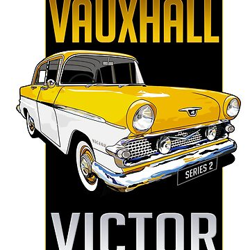 Vauxhall Victor Series 1 by limey57
