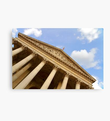 The Royal Exchange - London Canvas Print