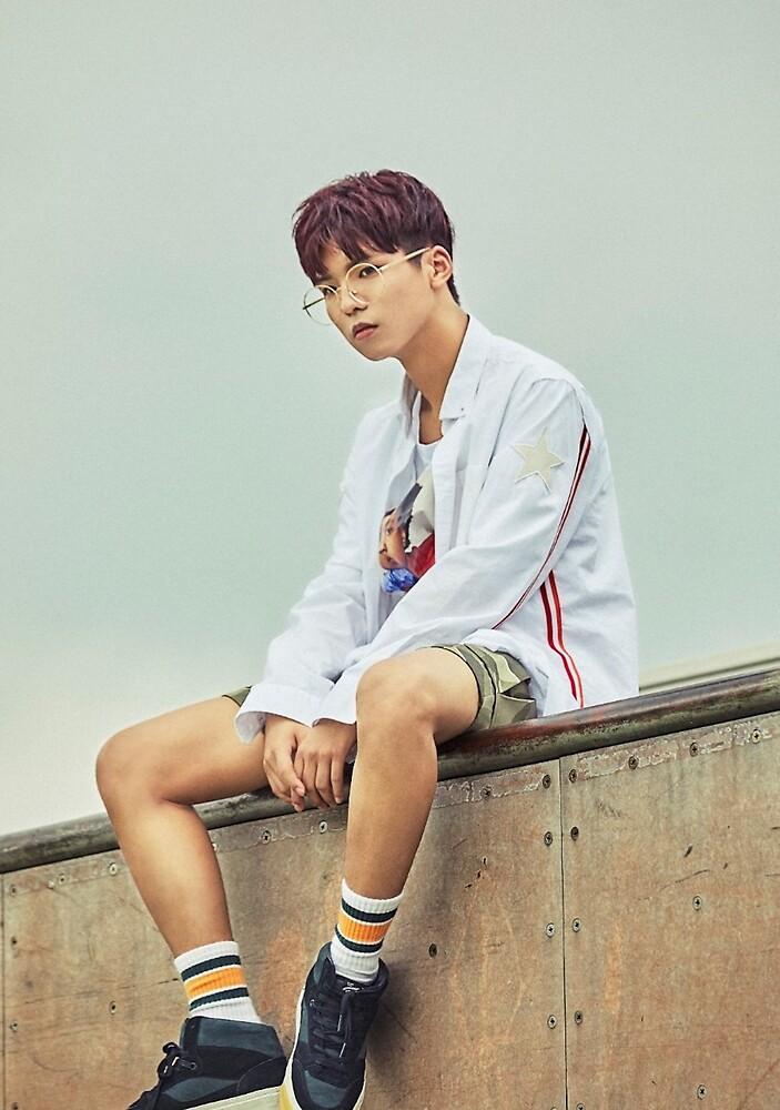 D-CRUNCH Hyunwoo by pookipsy